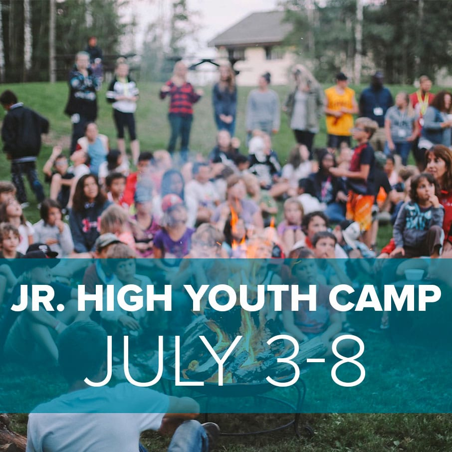 Jr. High Youth Camp